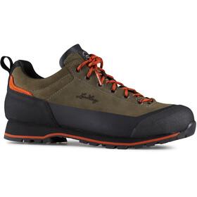 Lundhags Bjerg Lave sko, oliven/sort